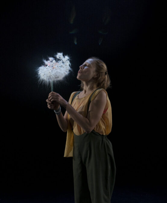 DANZA: Blowing, Cia. Múcab Dans (Cataluña)