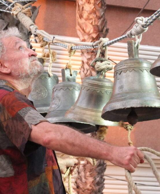 RRRR! FESTIVAL: 'Música volante', con Llorenç Barber (País Valencià)