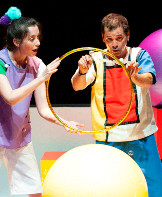TEATRO: Bola, Cia. L'Horta Teatre (Valencia)